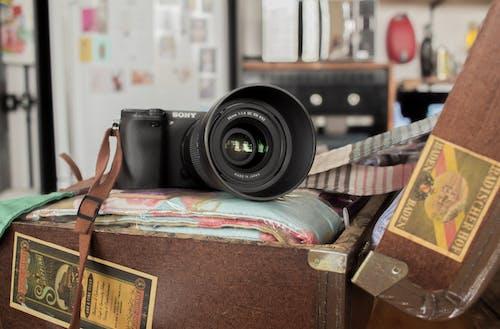 カメラ, カメラレンズ, ソニー, レンズの無料の写真素材
