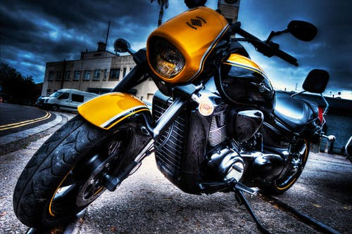 Free stock photo of motorbike, motorcycle