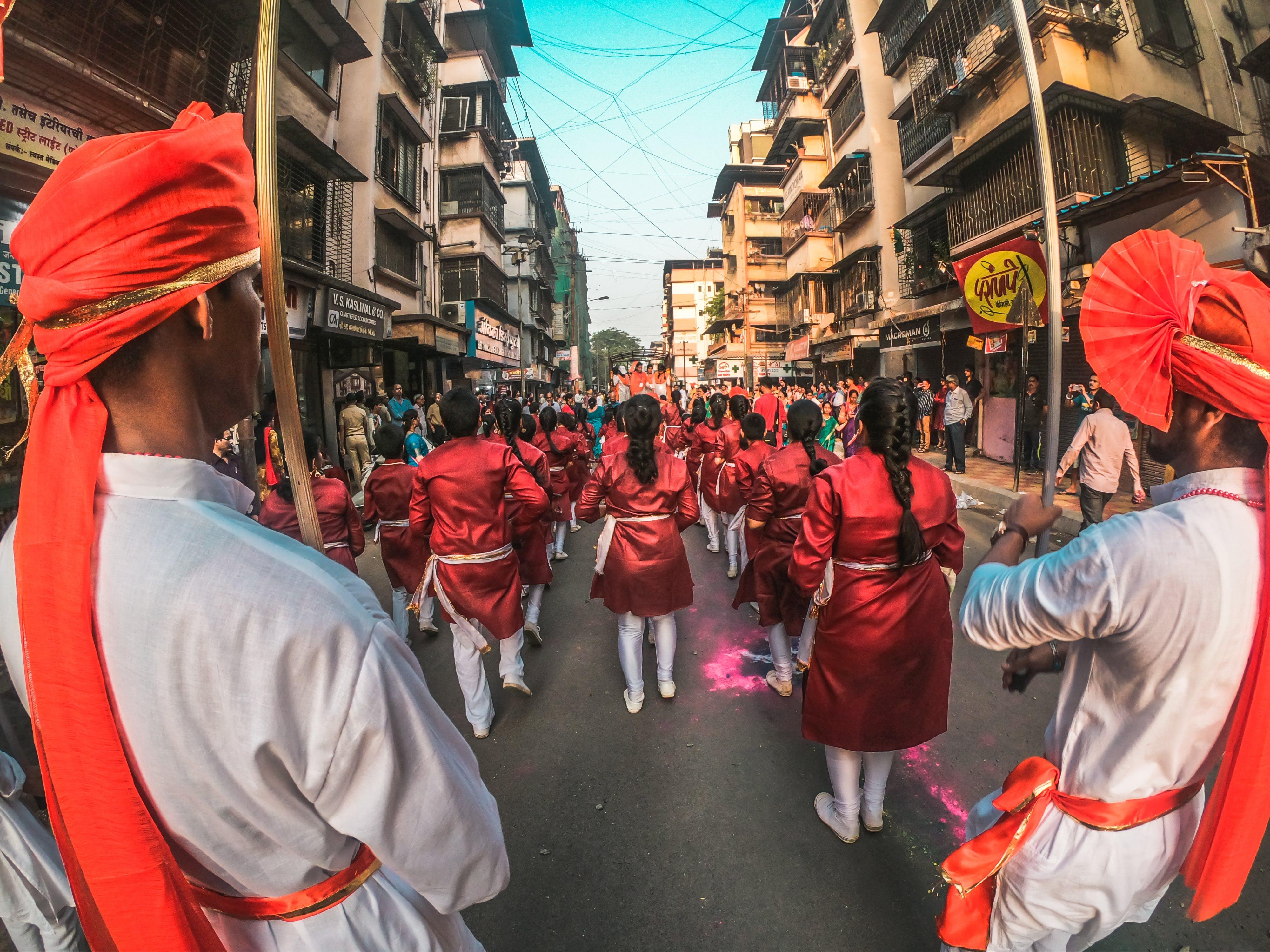 Immagine gratuita di celebrazione, donne, festival, festival dell'india