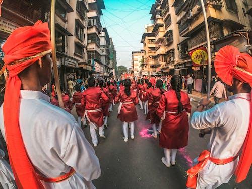 Foto stok gratis festival, India, istri, jalan