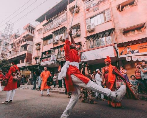 Foto profissional grátis de asiáticos, aventura, festival da índia