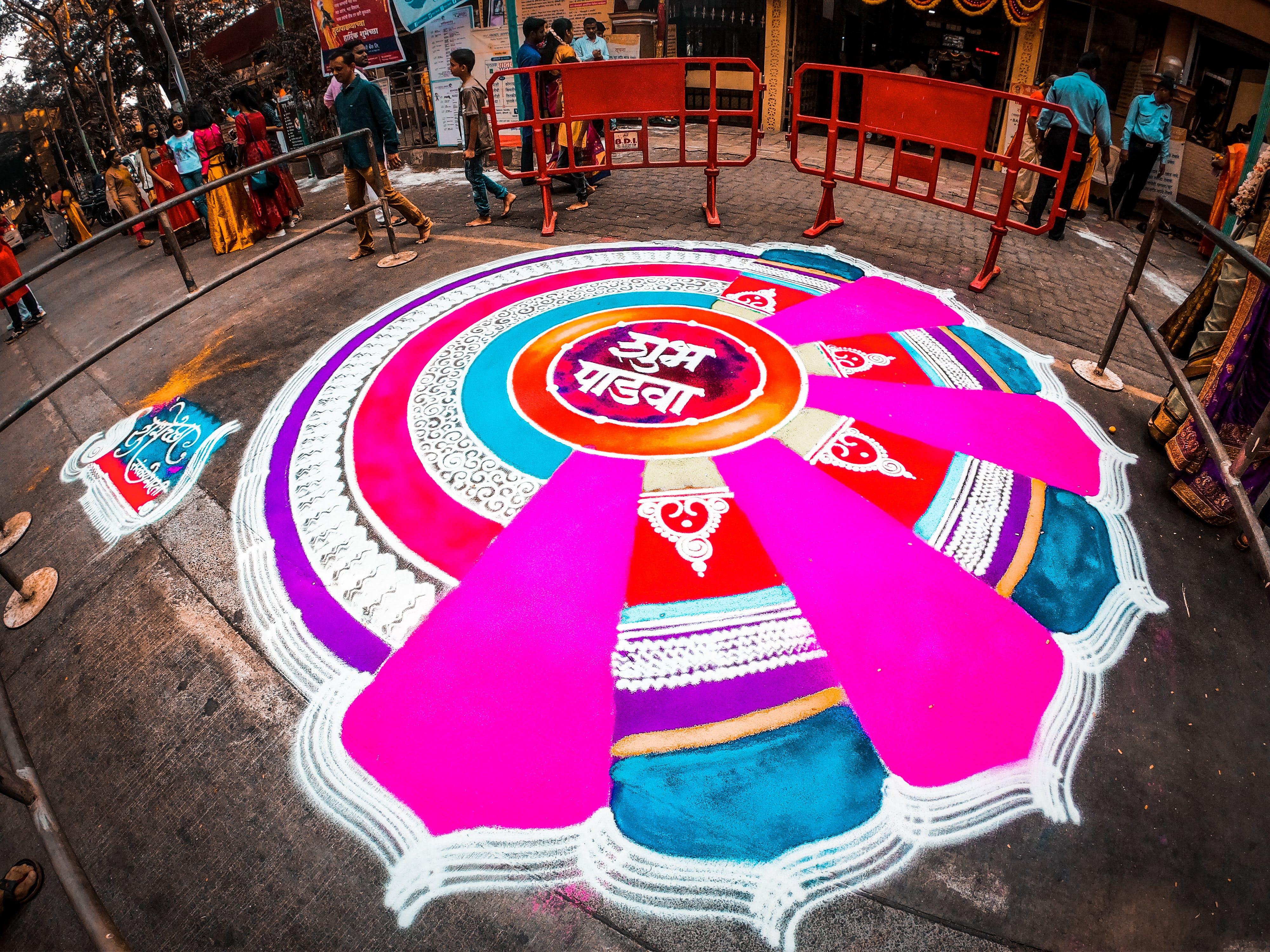 Free stock photo of art, festival, Gudi Padwa, india