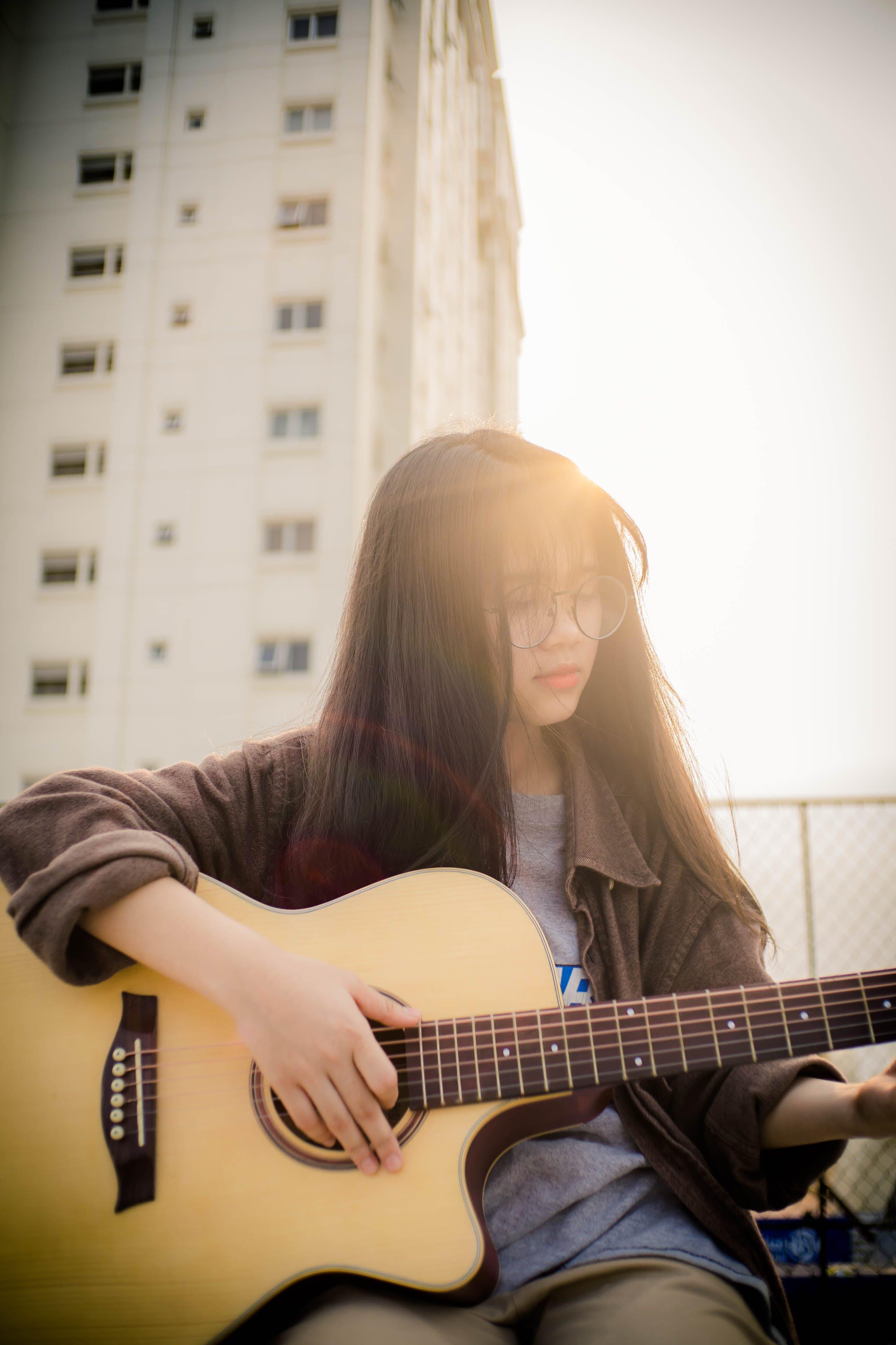 Free stock photo of #vietnamese, portrait, portrait photography, ray of sunshine