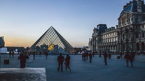 Photos gratuites de architecture, attraction touristique, bâtiment, gens
