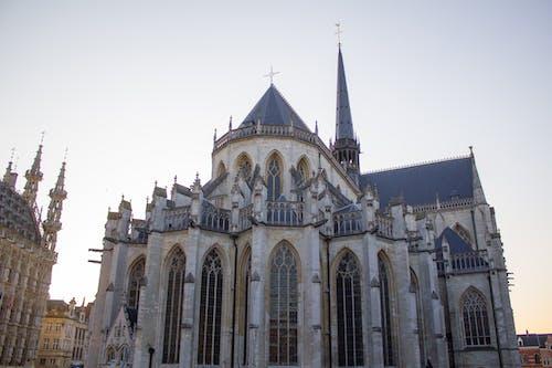 Avrupa, bazilika, bina, cephe içeren Ücretsiz stok fotoğraf