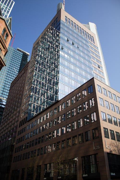Gratis lagerfoto af arkitekt, bygninger, bylandskab, downtown