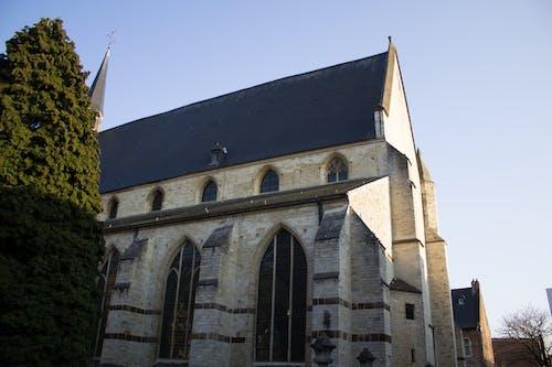 Avrupa, bina, çan, cephe içeren Ücretsiz stok fotoğraf