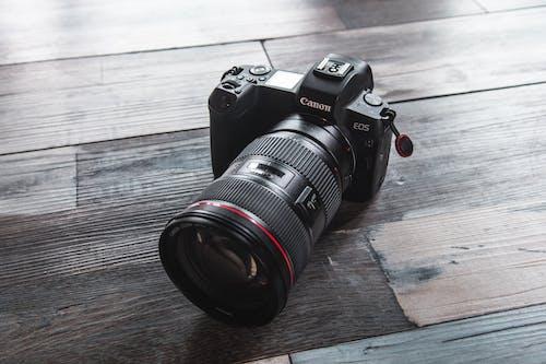 Fotos de stock gratuitas de cámara, Canon, canon r, comera porno