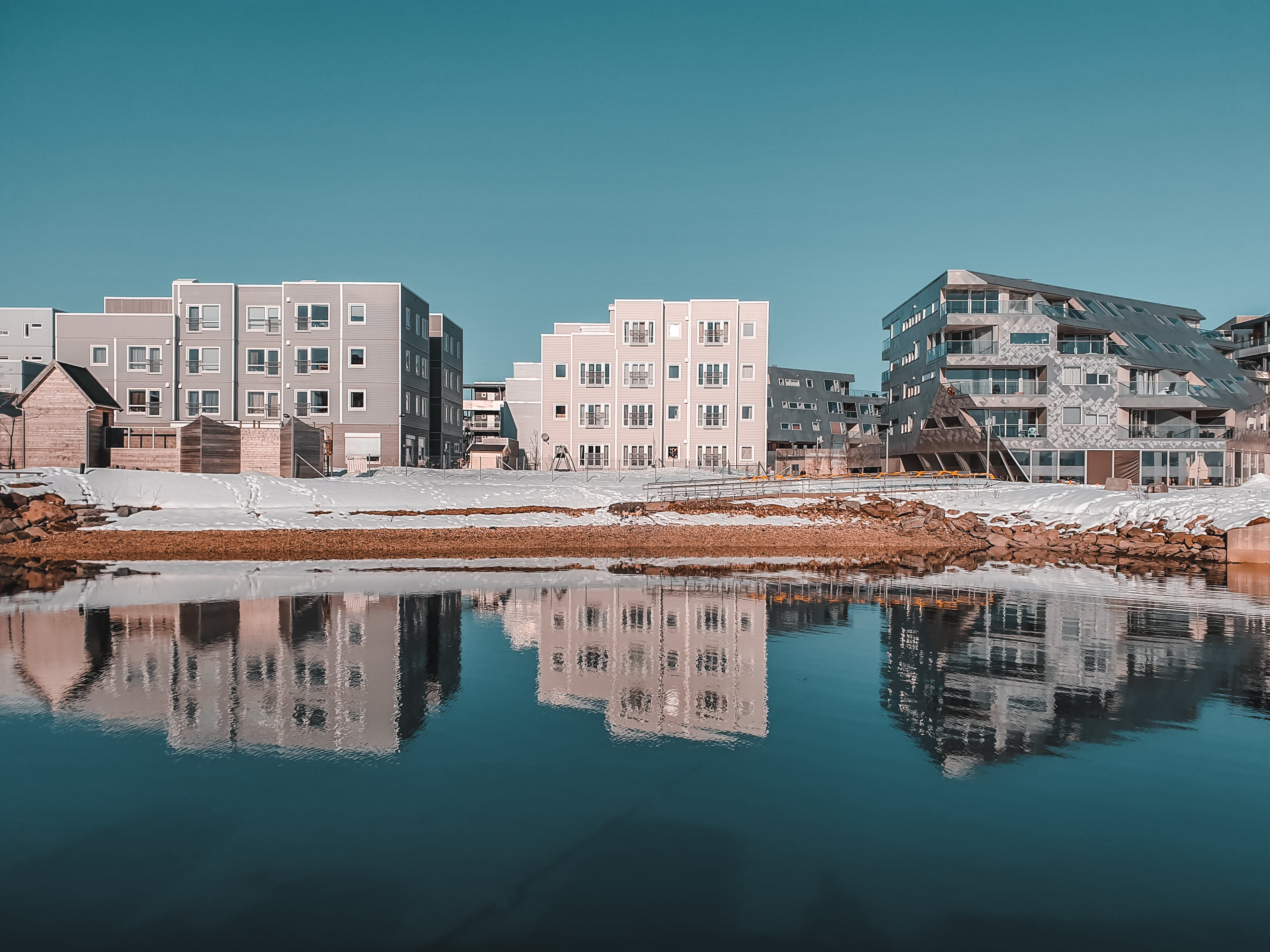 Photos gratuites de architecture, bâtiments, citadin, panorama urbain