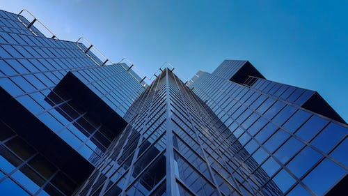 Free stock photo of architecture, bluesky, buildings
