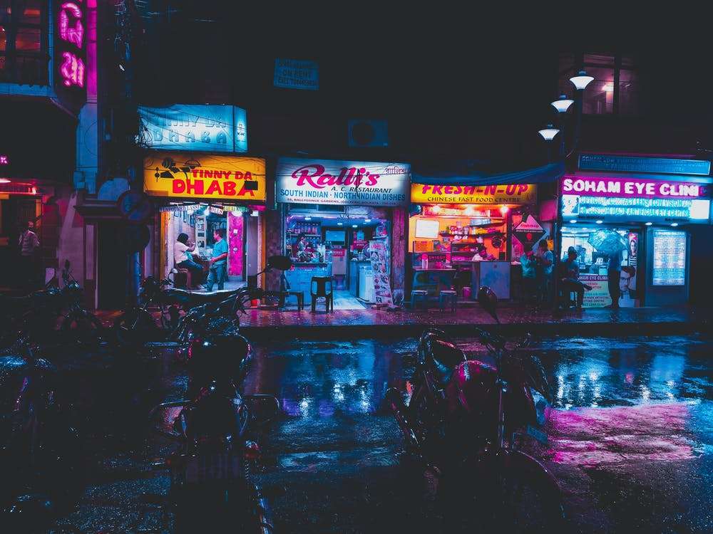 Photo of Store Fronts