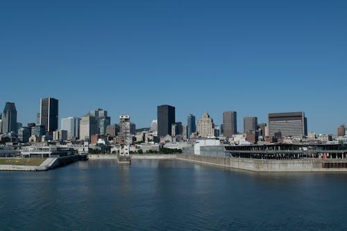 Ingyenes stockfotó montreal, város, városra néző kilátás témában