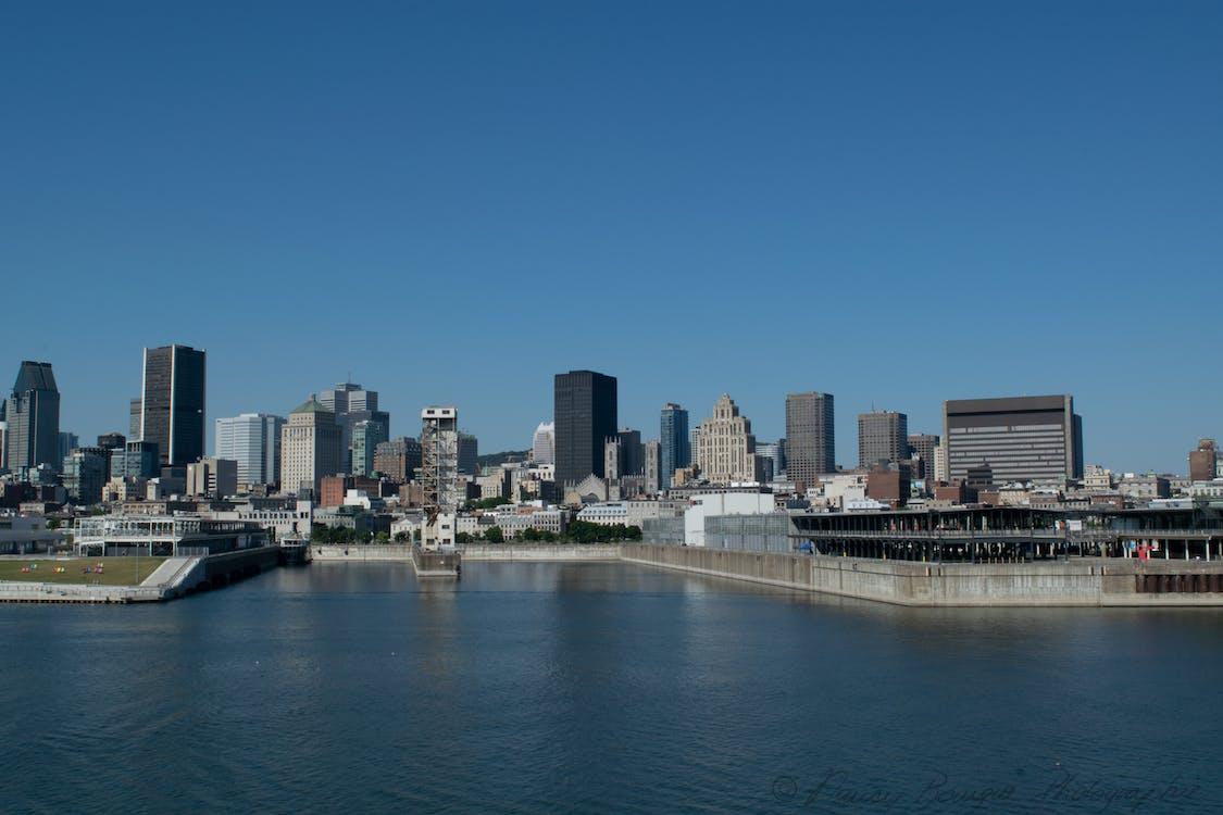вид на місто, місто, Монреаль