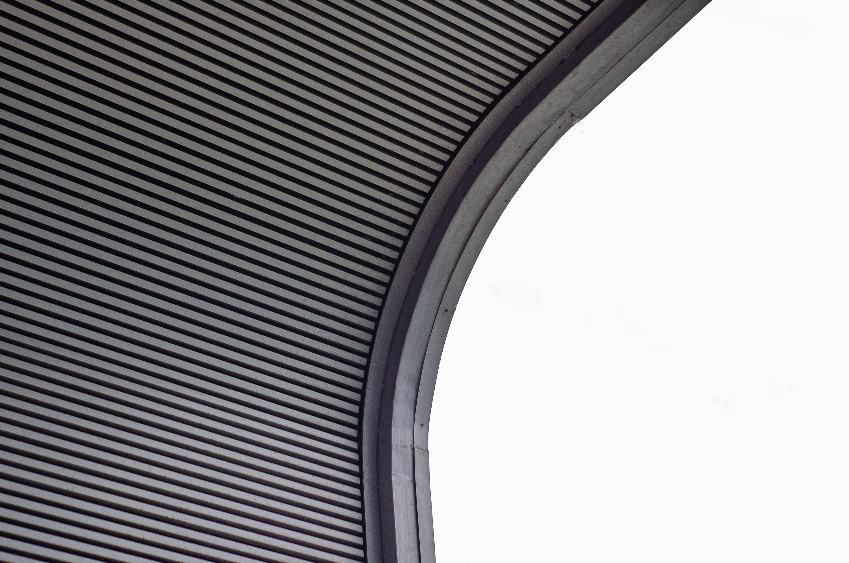 Foto stok gratis aluminium, Arsitektur, Arsitektur modern, baja