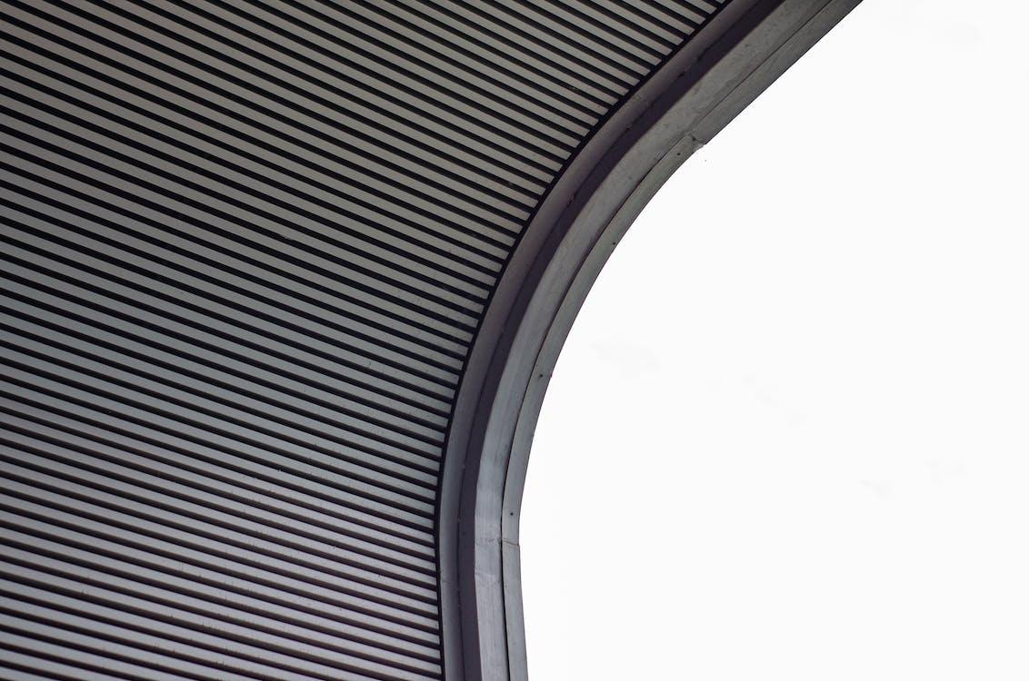 aluminium, arkitektur, design