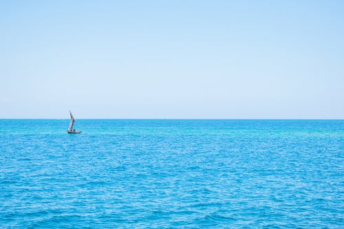 Free stock photo of blue, Blue ocean, blue waters, deep sea