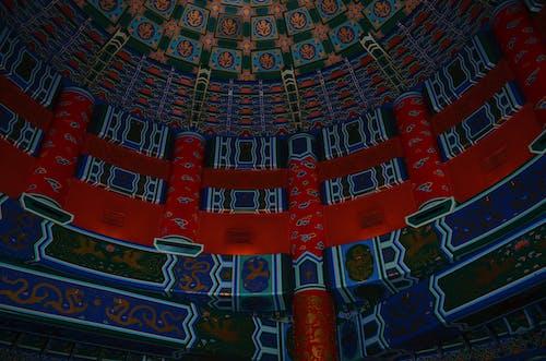 Foto d'estoc gratuïta de arquitecte, arquitectura xinesa, complex, detall