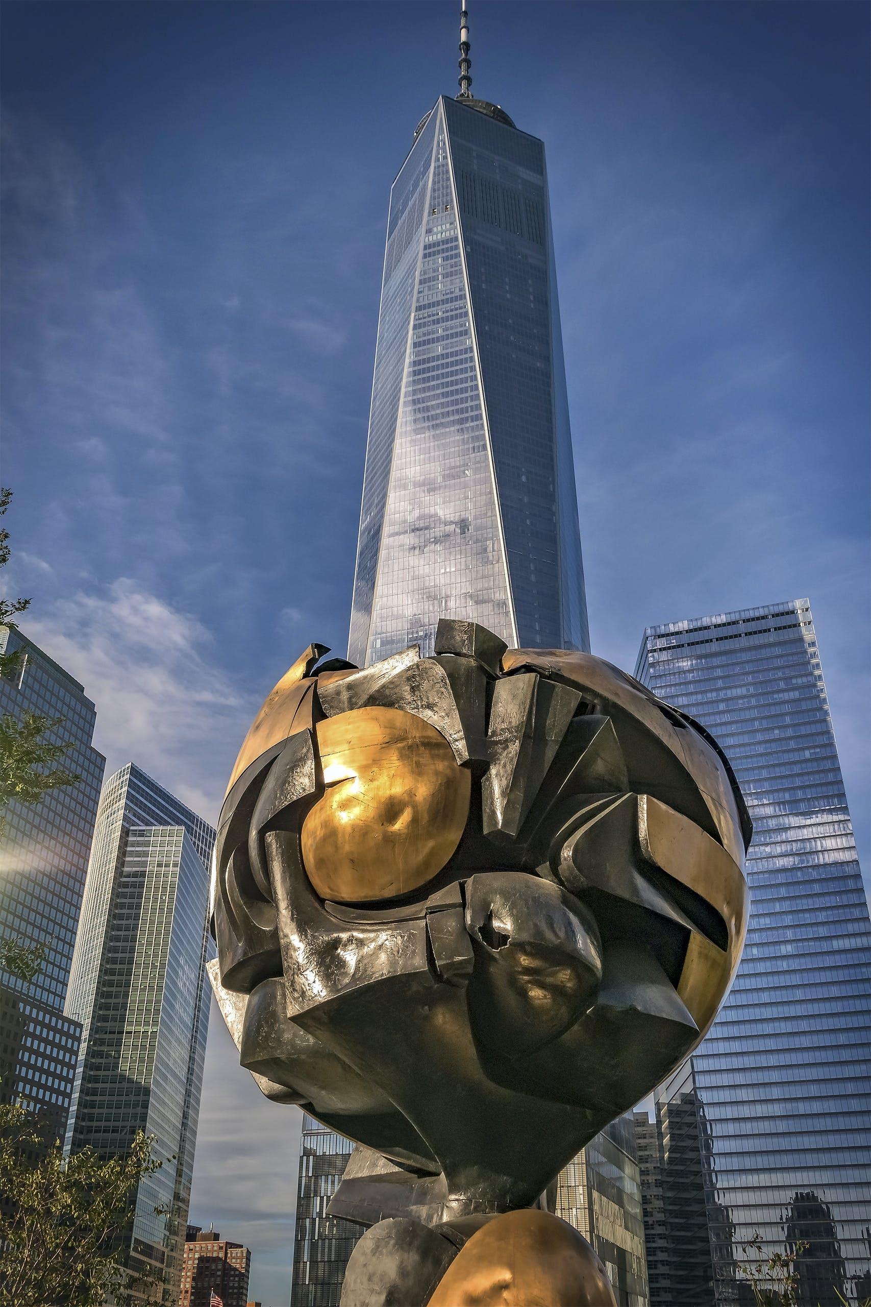 グラウンドゼロ, グラウンドゼロ記念館, スカイスケープ, ローワーマンハッタンの無料の写真素材