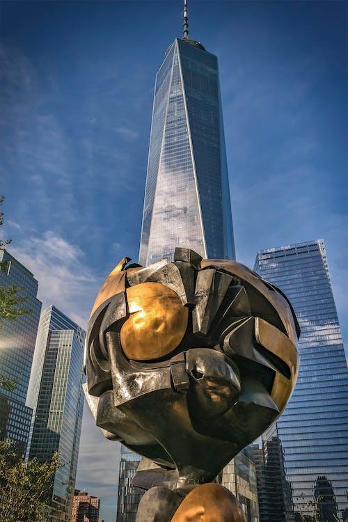 Free stock photo of ground zero, ground zero memorial, lower manhattan, one world trade center