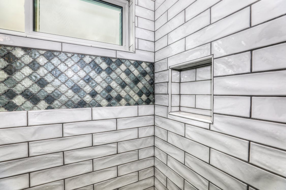Free stock photo of bathroom, interior design, tiles