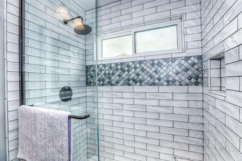 Free stock photo of bath, bath towels, bathroom, shower