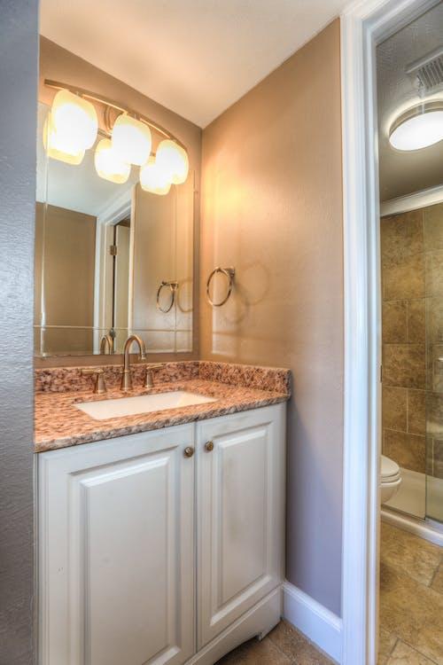 Ванна, Ванная комната, дизайн интерьера