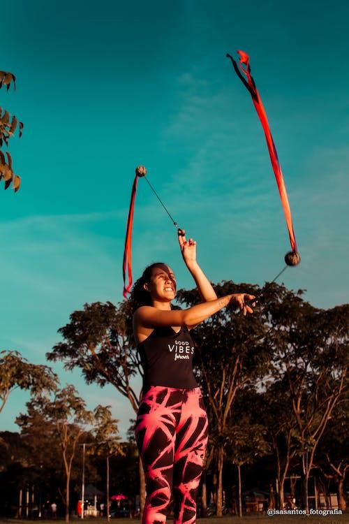 Free stock photo of circo, exercicio, movimento