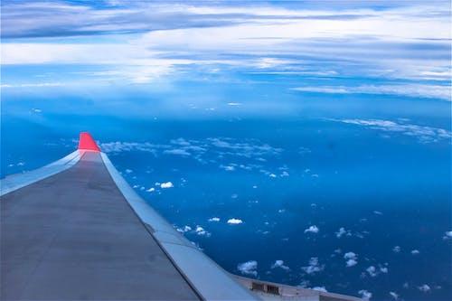 Foto d'estoc gratuïta de cel blau