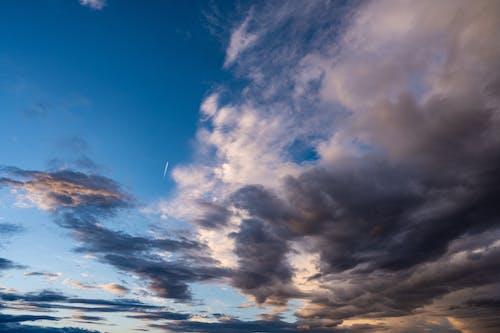 Gratis arkivbilde med 4k-bakgrunnsbilde, daggry, HD-bakgrunnsbilde, himmel