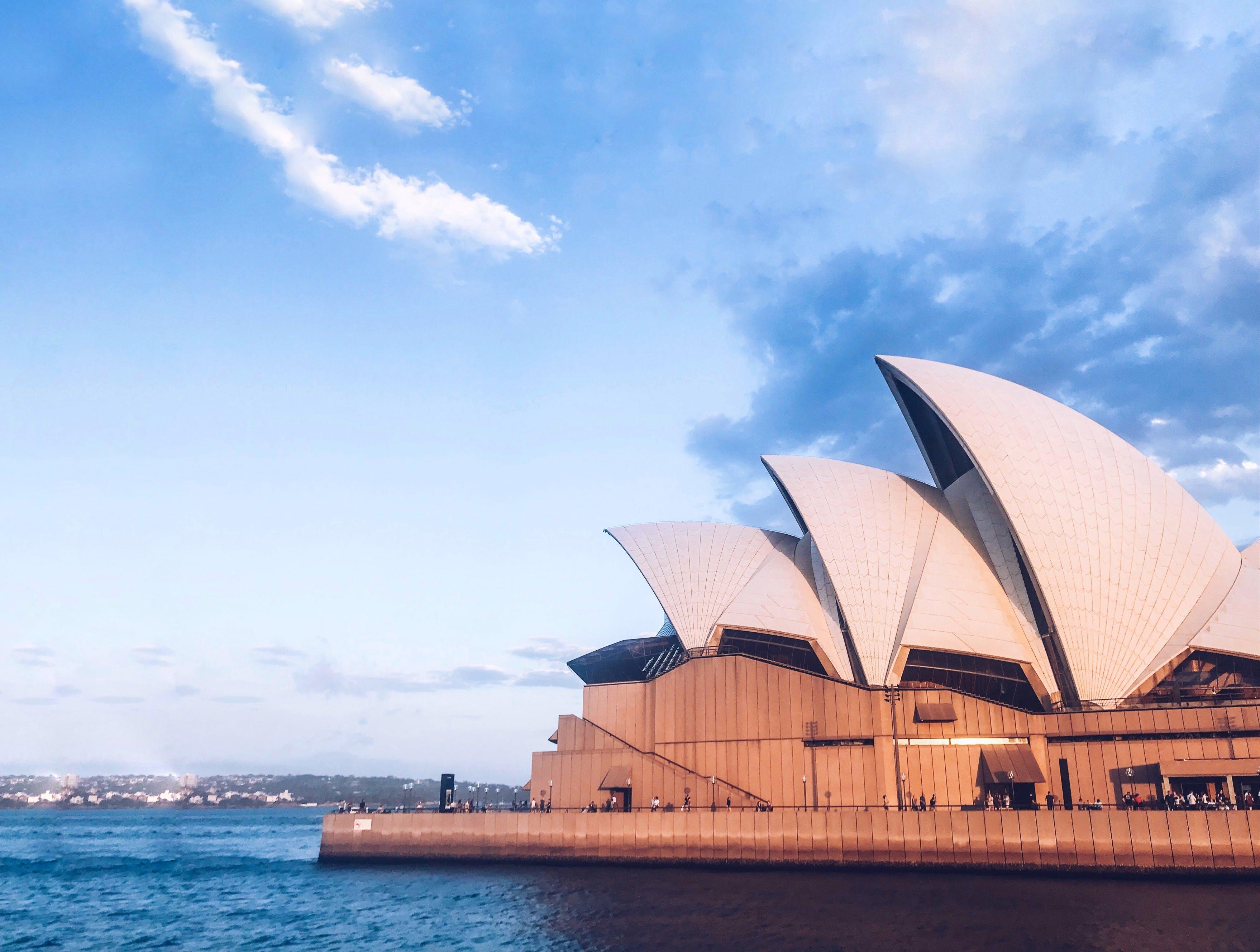 Free stock photo of australia, australian, city, famous landmark