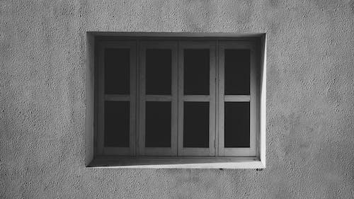 Základová fotografie zdarma na téma budova, černobílá, exteriér, exteriér budovy
