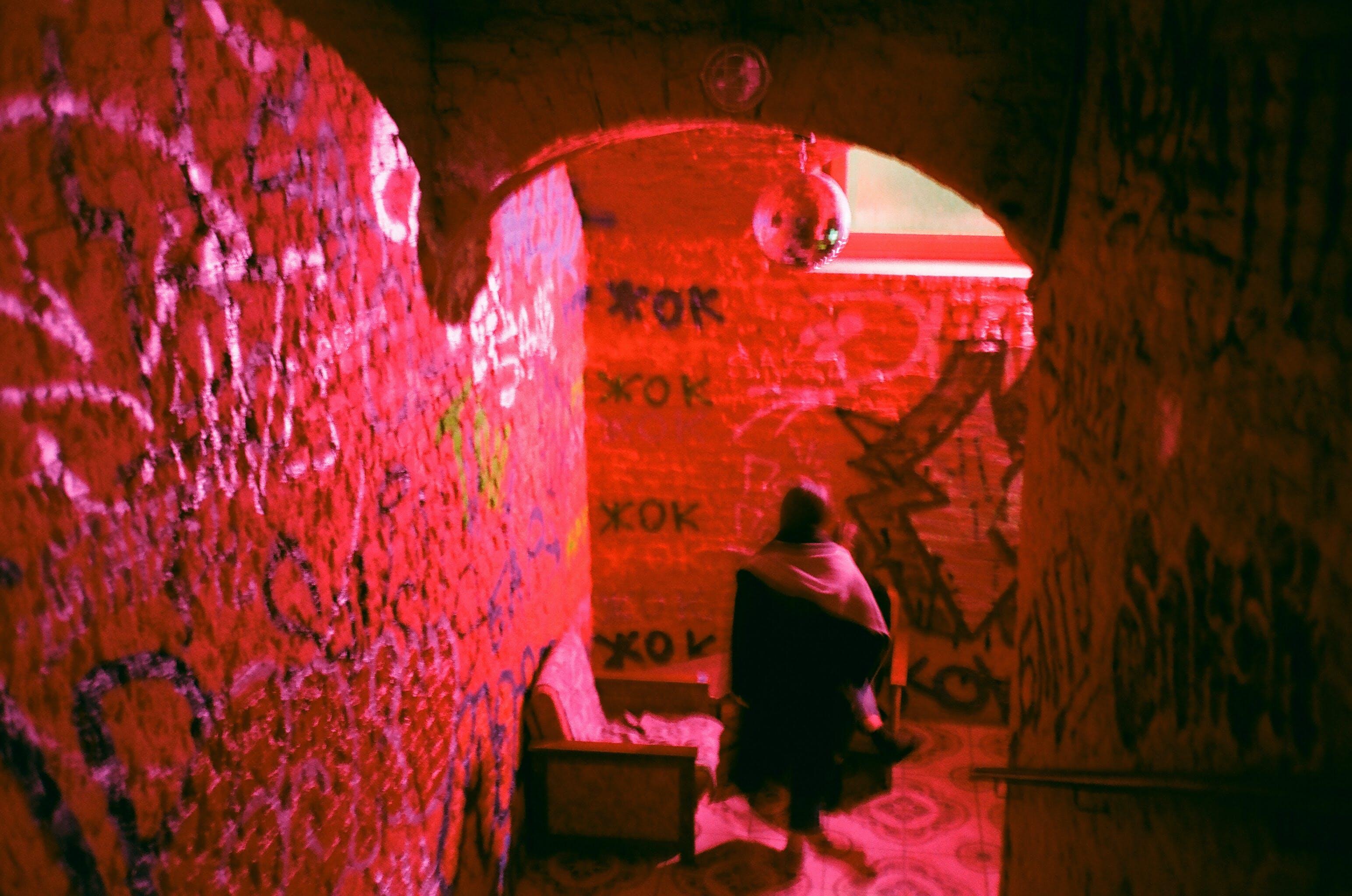 Foto d'estoc gratuïta de art mural, artístic, colorit, colors