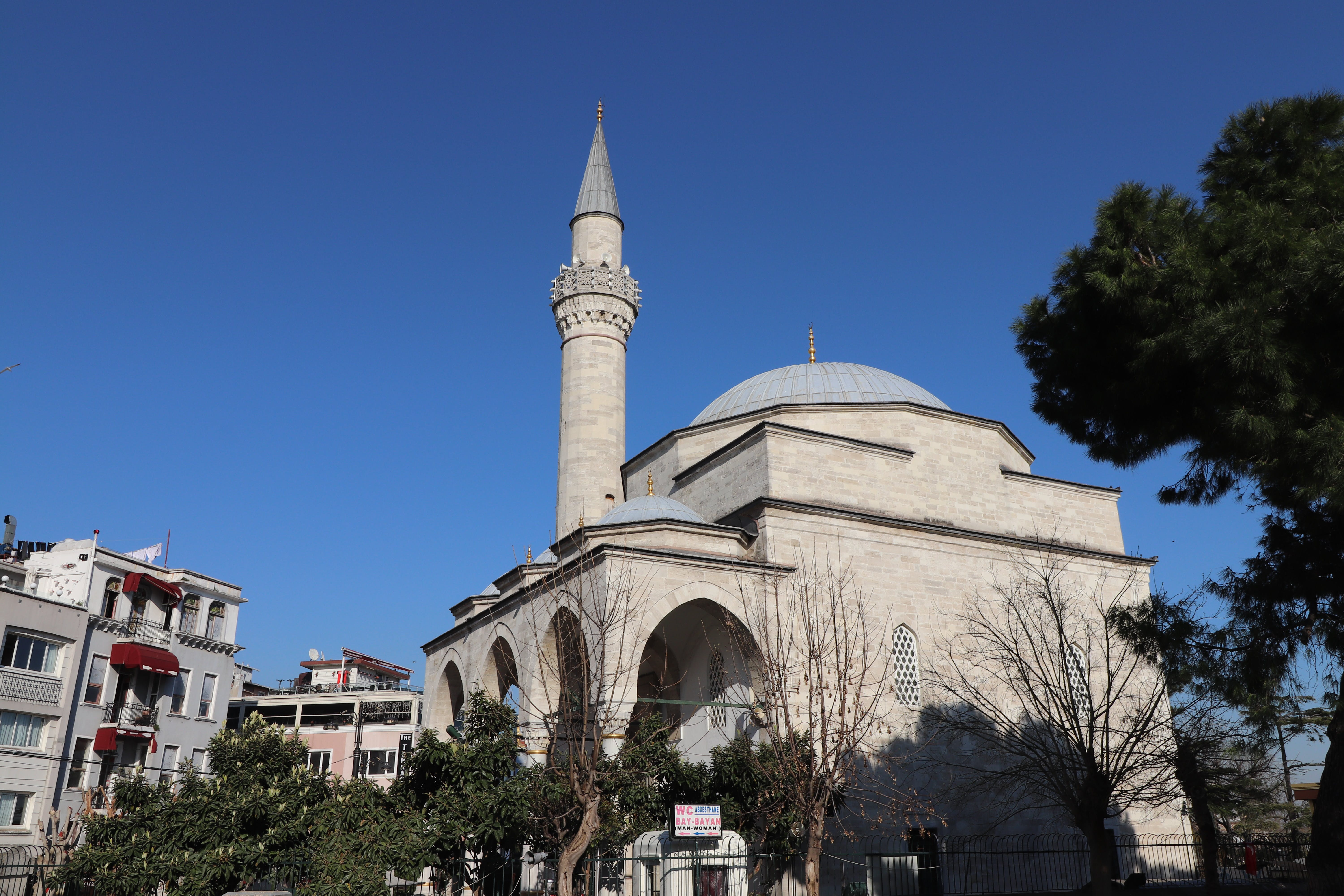 Free stock photo of a mosque, architecture, date, dome