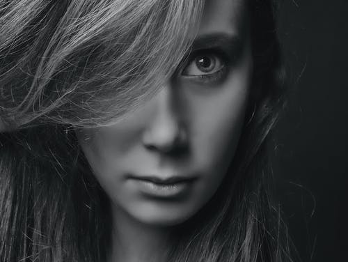 глаза, губы, девушка, женскийполの無料の写真素材