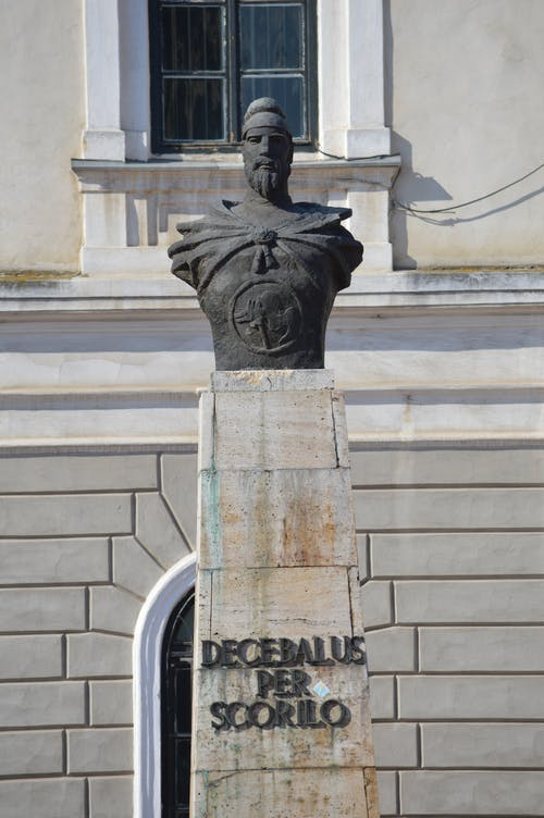 Free stock photo of statue