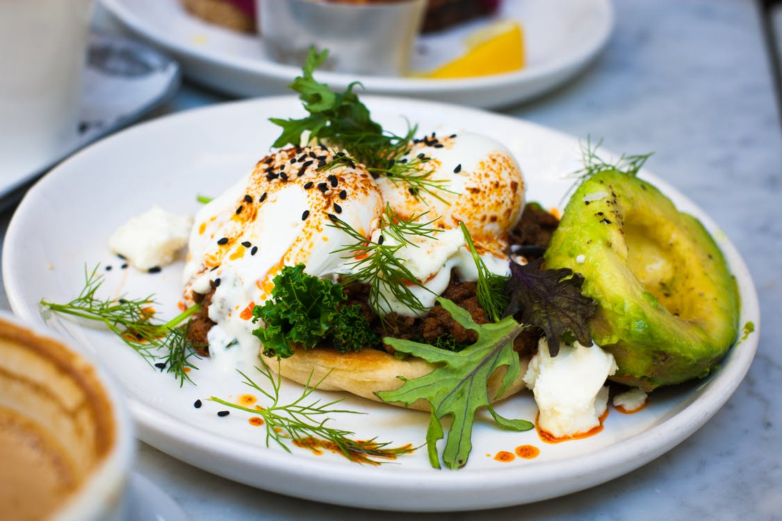 avocado, close-up, cuisine