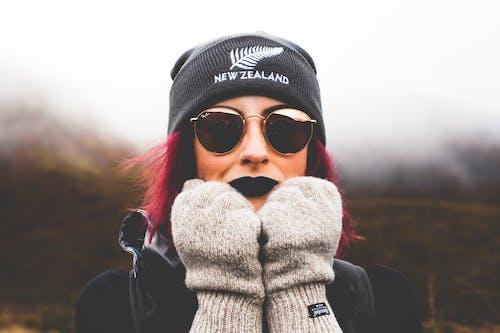 Foto stok gratis bagus, fashion, kacamata hitam, kaum wanita