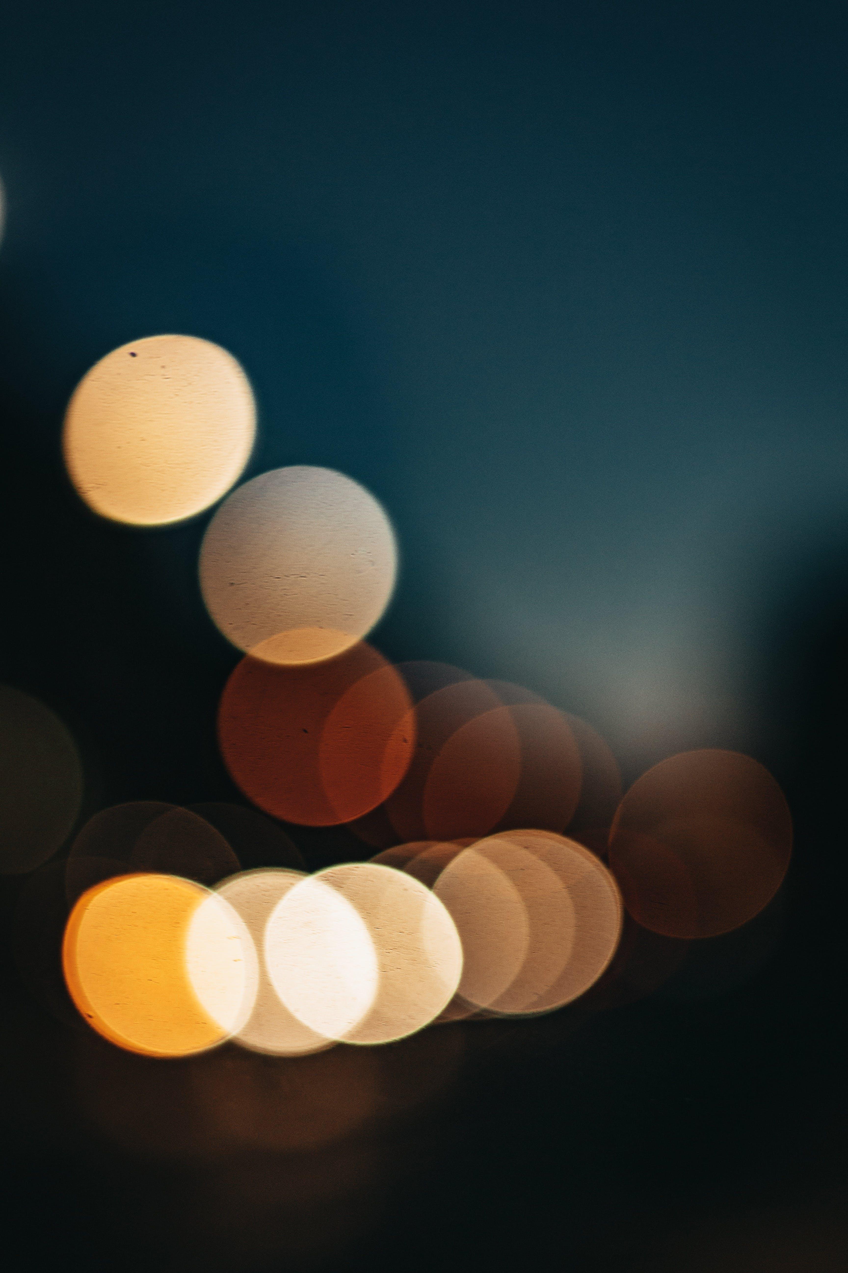 Kostenloses Stock Foto zu beleuchtet, beleuchtung, bokeh, lumineszenz