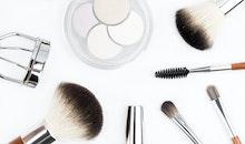 fashion, brush, makeup