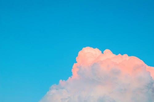 Free stock photo of blue sky, cloud