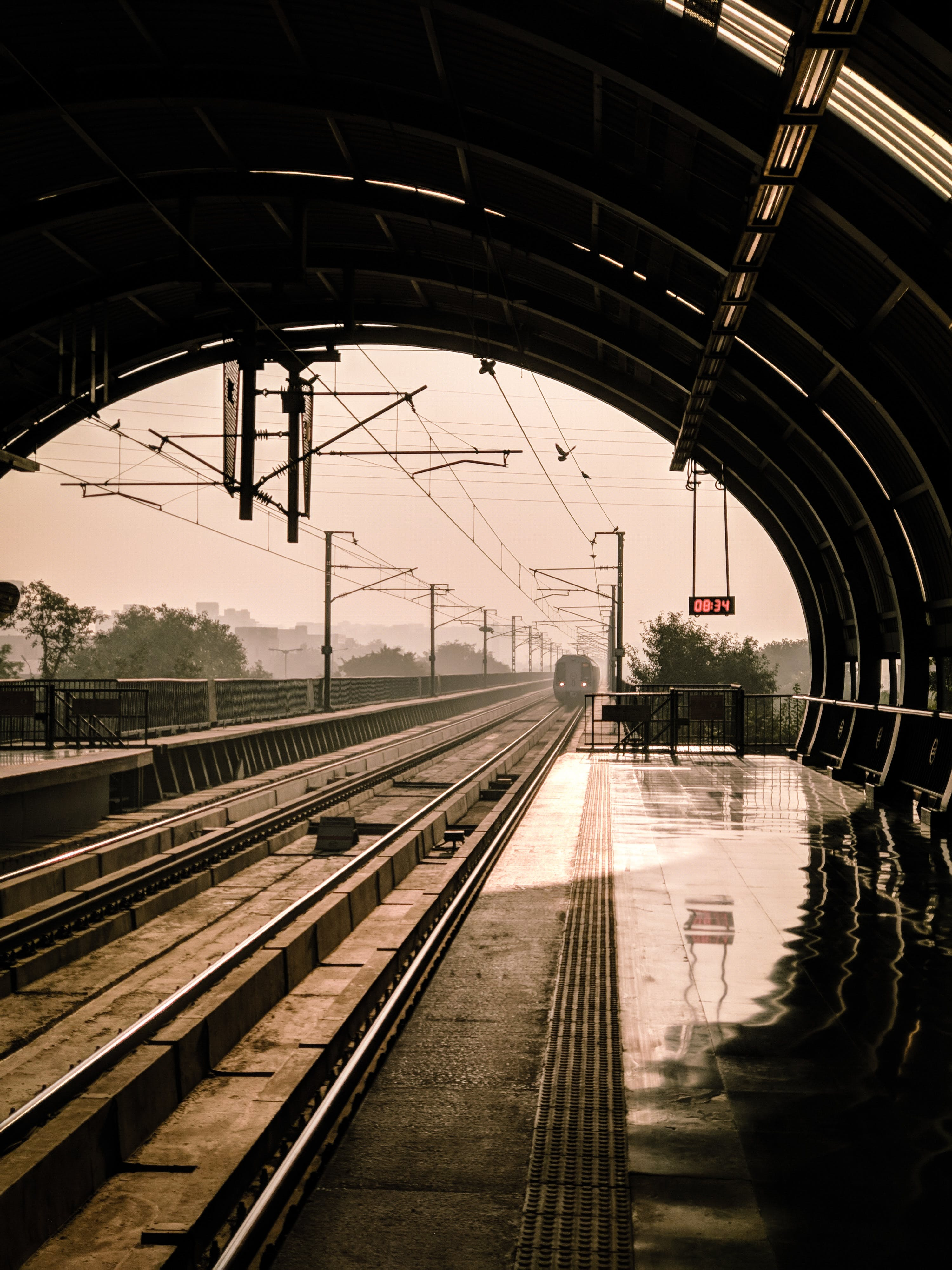 Základová fotografie zdarma na téma architektura, cestování, dopravní systém, metro