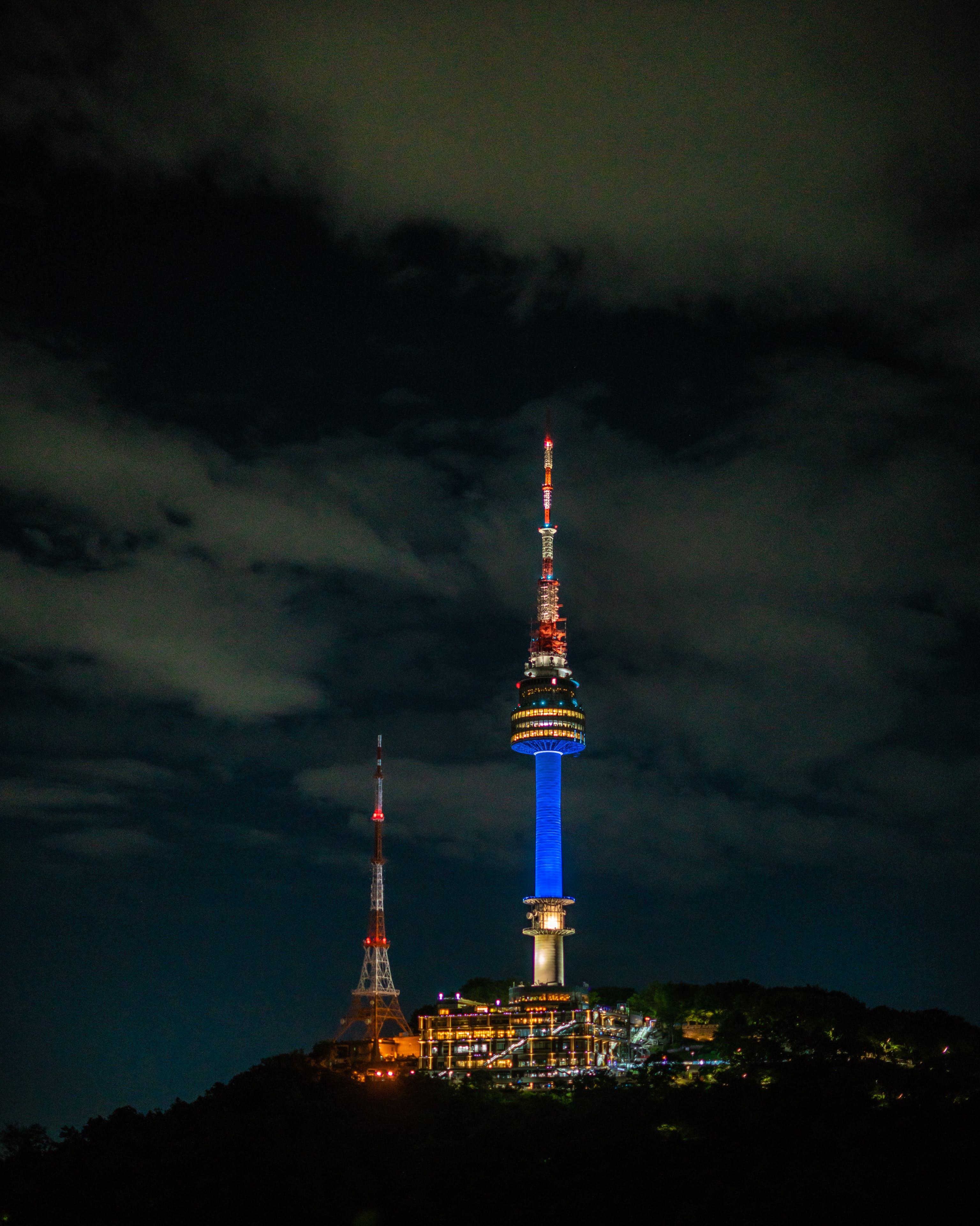 Gratis lagerfoto af Asien, by, bylandskab, Korea
