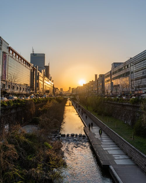 Fotobanka sbezplatnými fotkami na tému architektúra, Ázia, budovy, centrum mesta