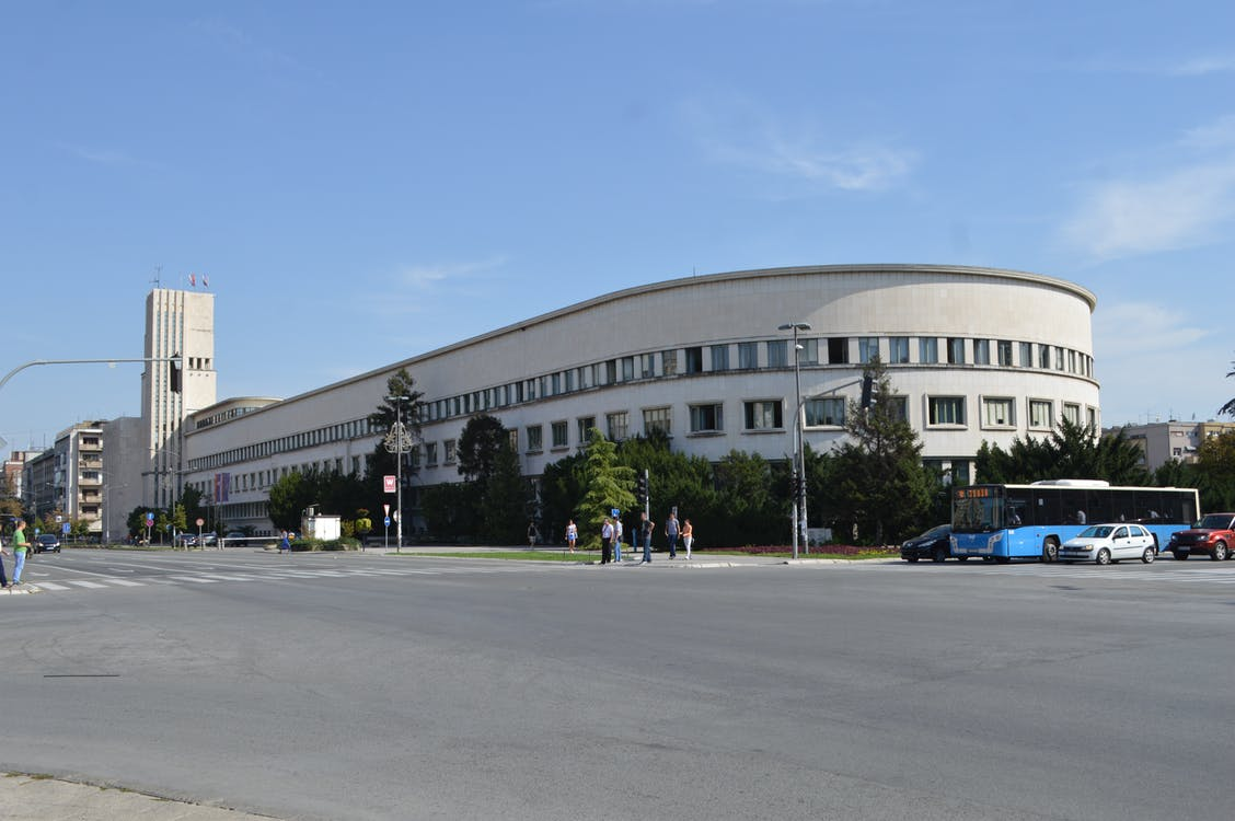 Free stock photo of banovina, banovinska palata, banska palata