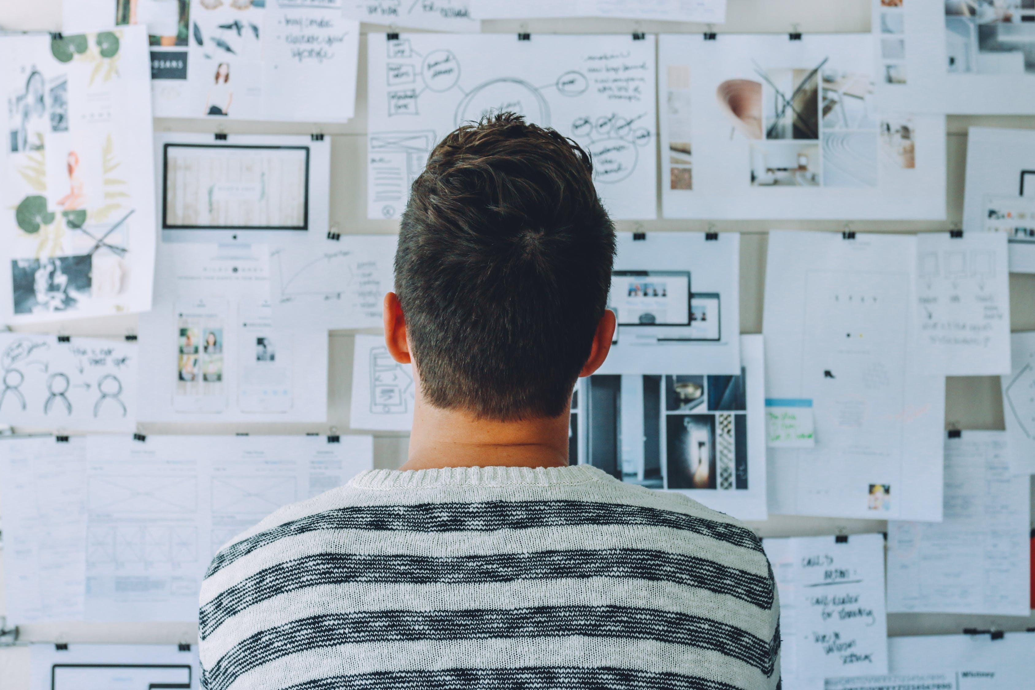 Бесплатное стоковое фото с думать, инновации, исследования