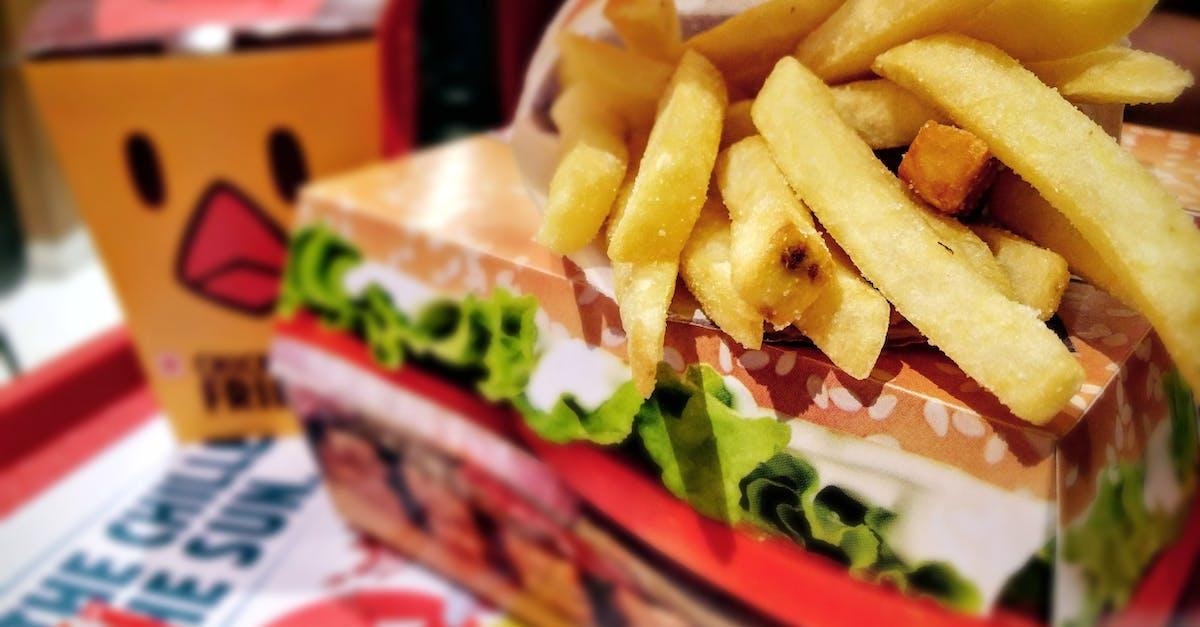 Fast Food Leaderboard