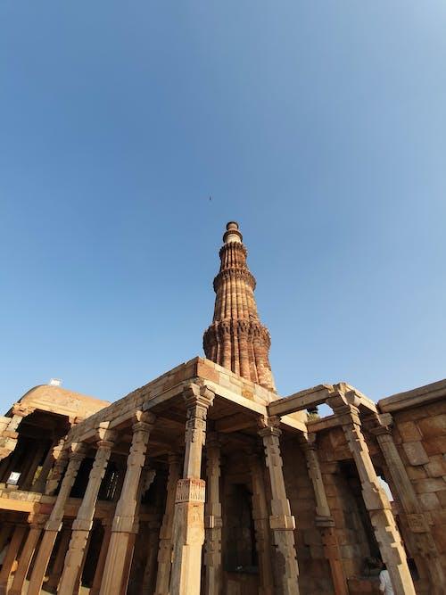 Foto stok gratis Arsitektur, Bangunan bersejarah, bangunan historis, India