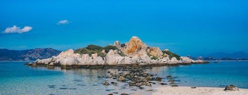deniz, deniz manzarası, doğa, gökyüzü içeren Ücretsiz stok fotoğraf