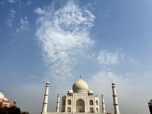 Foto stok gratis agra, gading, India, keajaiban dunia