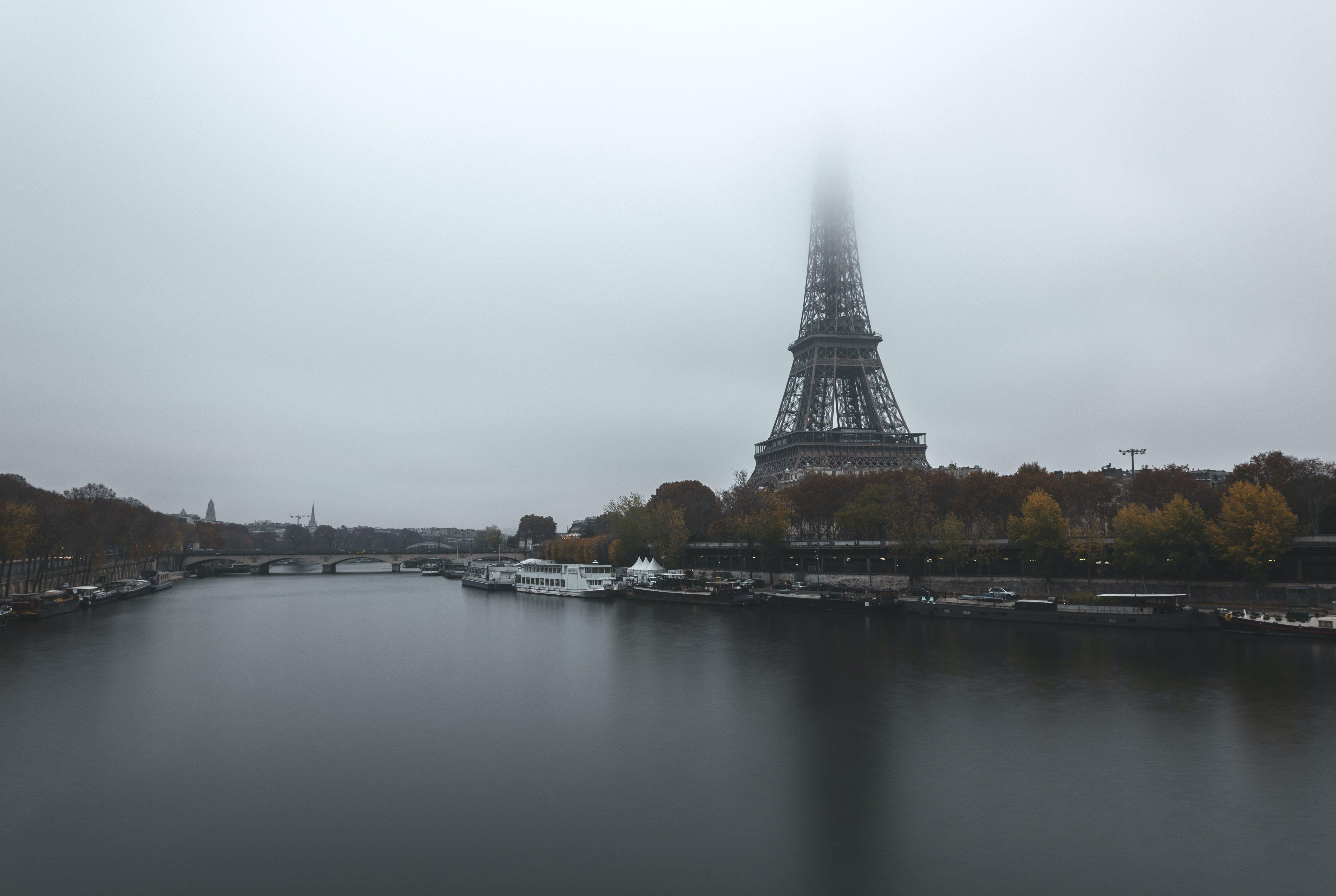 Kostenloses Stock Foto zu #wasser, canon, eiffelturm, europa